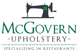 McGovern Upholstery logo
